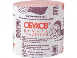 Туалетний папір Рожевий 8 шт*65 м ТМОБУХОВ