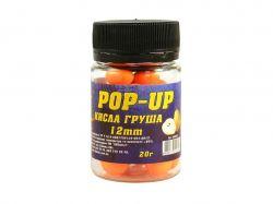 Бойл Pop-up 12мм (кисла груша) 20г. ТМ3K BAITS