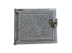 Дверцята чавунні топочні (ДТ-1) Павутинка 235х280 ТМВОДОЛІЙ-ЯП