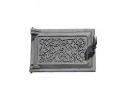 Дверцята чавунні піддувні (попільник) Павутинка 240х165 ТМВОДОЛІЙ-ЯП