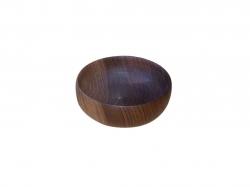 Соусниця деревяна d=9см, h=4см ТМЧЕРНІВЦІ