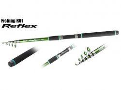 Спінінг Reflex 2.4m. тест 20-80г. ТМFISHING ROI