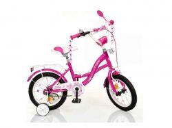Велосипед дитячий 2 колісний 14 червоний ТМPROFI