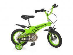 Велосипед дитячий 2 колісний 14 зелений ТМPROFI
