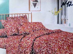 Комплект постільної білизни 1,5 спальний 70*70 полібязь 3Д арт.12 ТМConstancy