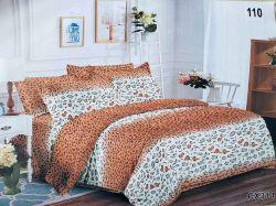 Комплект постільної білизни 1,5 спальний 70*70 полібязь 3Д арт.110 ТМConstancy