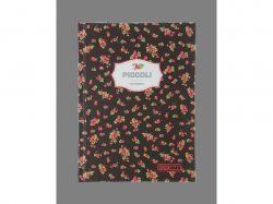 Записна книжка PICCOLI, А5, 80 арк., клітинка, BM.24522101-25 ТМBUROMAX