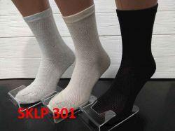 Шкарпетки чол. літні сітка мiкс (10 пар/уп) р.29 арт.SKLP 301 ТМЗолотой клевер