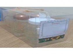 Набір кухоний (4 предмета) 10805 ТМEVERGLASS
