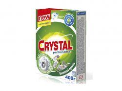 Пральний порошок автом/пран 400г «Весняний аромат» ТМCRYSTAL