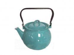 Чайник емальований 2,5л/4 Мятна прохолода (I27101/4) ТМIDILIA