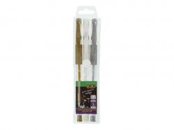 Набір з 3-х гелевих ручок ZB.2209-99 ТМZiBi