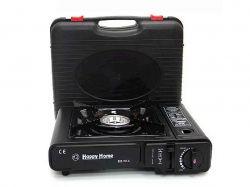 Плита газова портативна у валізі BDZ-155-A ТМHappy Home