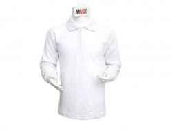Поло для хлопч біле арт.MSher829-2020t р.8 років ТМMIX