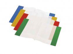 Обкладинка для зошита А5, PVC ZB.4700-99 (10 шт./ уп.) ТМZIBI