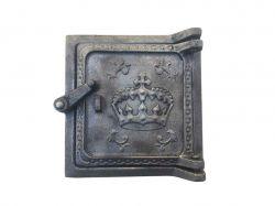 Дверка чавунна прочисна Корона 150х155 ТМHLP