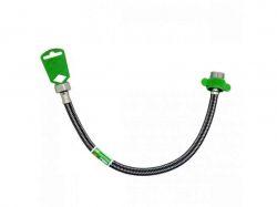 Шланг для води FLEX-COMBI-ANTICOR 1/2х1/2, 20см, Г-Ш 1311001 ТМSANTAN