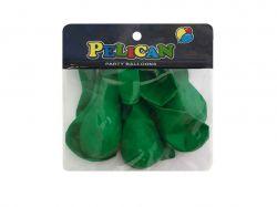 Кульки 10 (26 см) пастель зелений 1010-807, (10шт/уп) ТМPELICAN