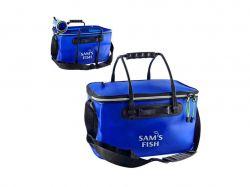 Сумка ЕВА складна 48см SF23839-48 ТМSAMS FISH