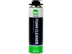 Очищувач монтажної піни 500мл GunFoamCleaner ТМRINO