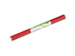 Плівка клейка для книг, червона (33см*1,5м), рулон ZB.4790-05 ТМZiBi