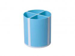 Підставка для пишучого приладдя ТВІСТЕР блакитна, 4 від. ZB.3003-14 ТМZiBi