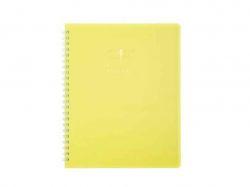 Книжка д/зап. FAVOURITE, PASTEL, В5 80 арк. # жовтий BM.24252150-08 ТМBuromax