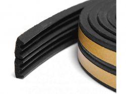 Ущільнювач гумовий SD-40 Е 9 * 4 чорний (150m) ТМSANOK