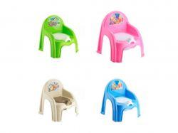 Горщик-стілець дитячий Bebem (33х31х34см) (Принцесса) ТМELIF PLASTIK