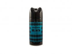 Дезодорант-аерозоль чолов. Copacabana Black 150мл ТМJean Marc