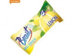 Змінний блок для унітазу Лимон 40г (1шт) ТМBrait