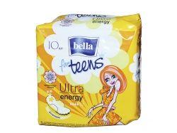 Прокладки гігієнічні 10 шт.4 к.(Ultra Еnerqy deo exotic fruit) ТМ BELLA