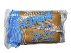 Мило господарське в упаковці Сила (72%) 200г відбілююче ТМ ШИК