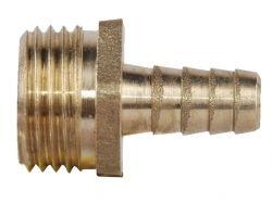 Штуцер поливочный 12 н * 18 мм латунь ТМSANTAN