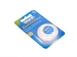 Зубна нитка Essential Floss Воскована 50м ТМ ORALB