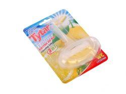 Блок для туалетів (лимонний) корзинка Двухфазовый ТМ Tytan