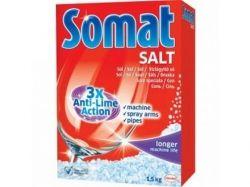 Сіль для посудомийних машин 1500гр ТМ SOMAT