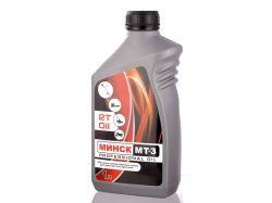 Моторна олива преміум класу 2Т (АРІ ТС), 1 л ТМ МИНСК