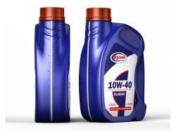 Масло моторне напівсинтетичне 10W40 SG/CD, CLASSIC 1л ТМ АГРИНОЛ