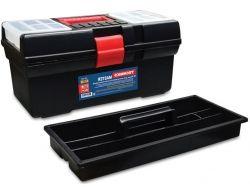 Ящик для інструментів пластмасовий, Master (310х160х130мм) 52520 ТМ TECHNICS