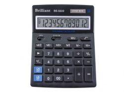 Калькулятор 12 розрядів BS0222 ТМ BRILLIANT