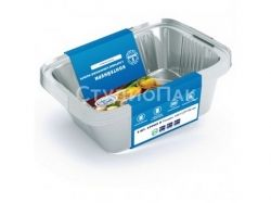 Набір контейнерів з харч.фольги (5*430мл) ТМ МАЕСТРО СМАК