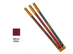 Олівець д/губ та очей дерев яний ML180 №22 рожевобузковий ТМ АСТРА КОСМЕТИК