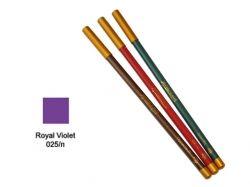Олівець д/губ та очей дерев яний ML180 №25 королівський фіолетовий ТМ АСТРА КОС