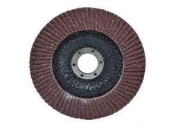 Диск шліфувальний пелюстковий 125*22мм зерно 150, 62K115 ТМ HOUSETOOLS