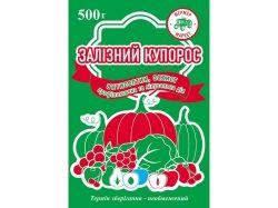 Залізний купорос 0,5кг ТМ ФЕРМЕР МАРКЕТ