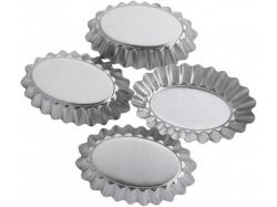 Набір форм для випічки з нерж. сталі (4шт) ТМ EMPIRE
