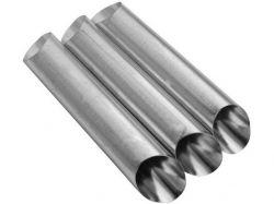 Набір форм для випічки з нерж. сталі Трубочки (3шт) ТМ EMPIRE