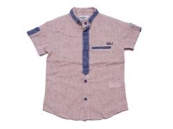 Сорочка для хлопчика літня М J зріст 104см ТМ MUTLU