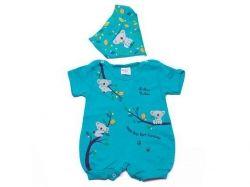 Костюм для хлопчика Перья (рубашка летняя, бриджи) 2112GR 6 років ТМ WILDMIL